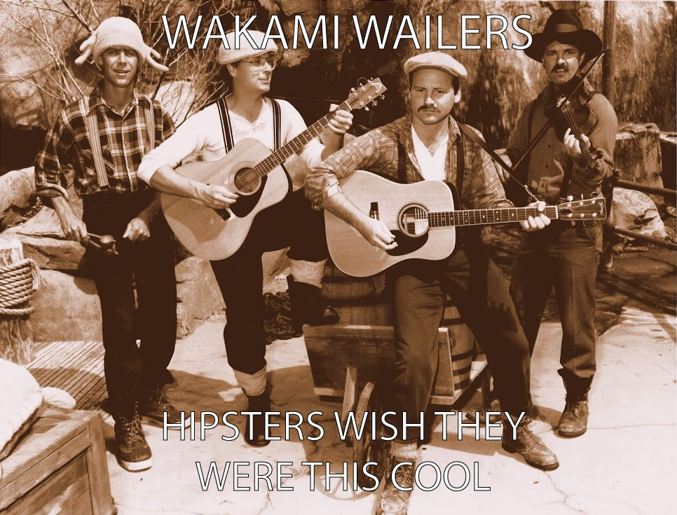 WAKAMI WAILERS MEME